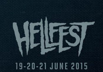 Logo Hellfest - Fouée 2015